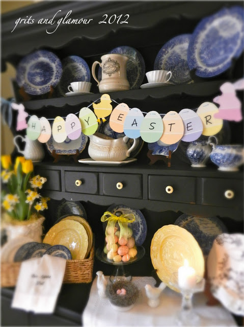 Add touches of spring to your home for Easter